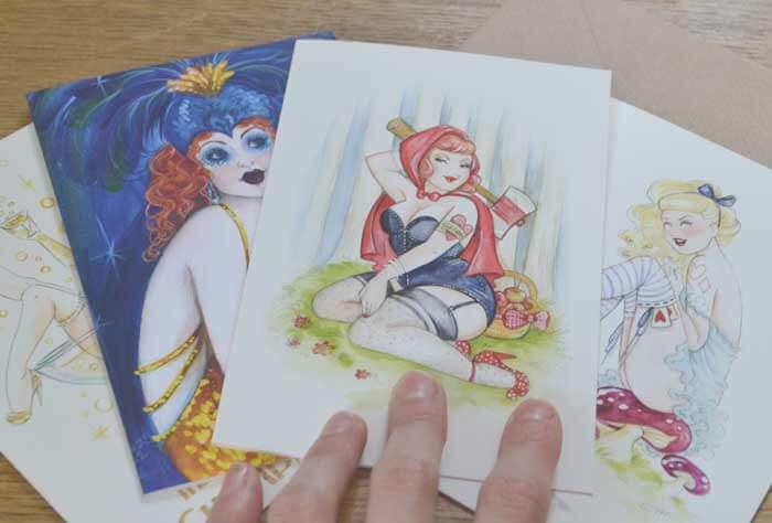 Cards2CharlotteThomsonMorley